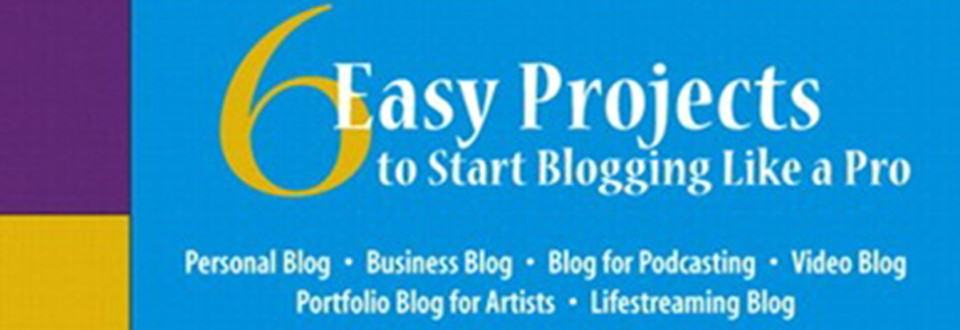 Review: Create Your Own Blog by Tris Hussey