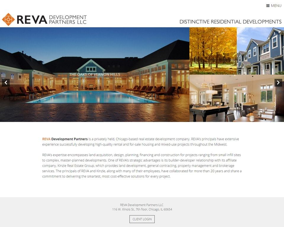 New REVA Development Partners, LLC website (as of February 2016)