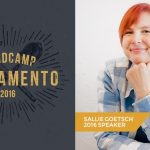 WordCamp Sacramento speaker photo of Sallie Goetsch