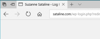 Edge does not show a warning in the address bar of a non-HTTPS login page
